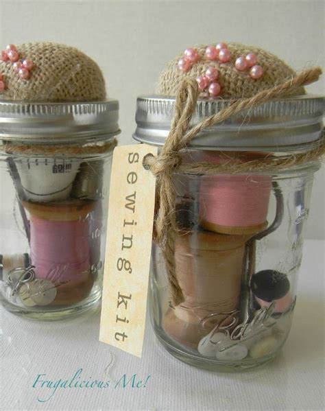 jars inexpensive holiday gift ideas