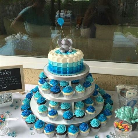 Best Cupcakes For Baby Shower by Baby Shower Cake Makers Diabetesmang Info