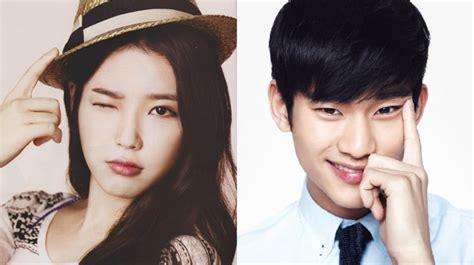 film terbaru iu kim soo hyun akan til di mv terbaru iu