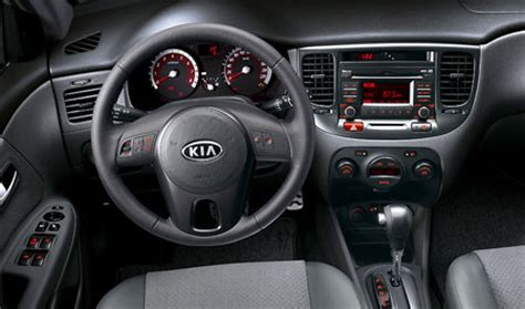 Kia Pride Interior Kia Gets Facelifted With The Schreyer Grille