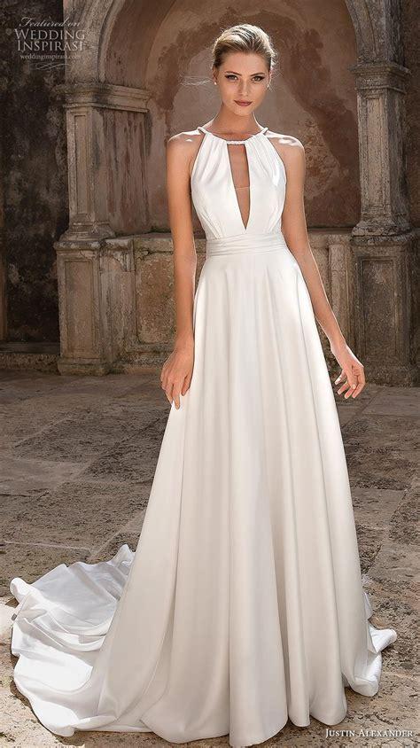 justin alexander spring  wedding dresses wedding