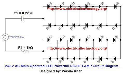hz ac   hz main operated led powerful