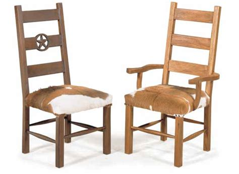 Western Dining Chairs Tejas Western Dining Chairs Set Of 2 Western Dining Chairs Free Shipping