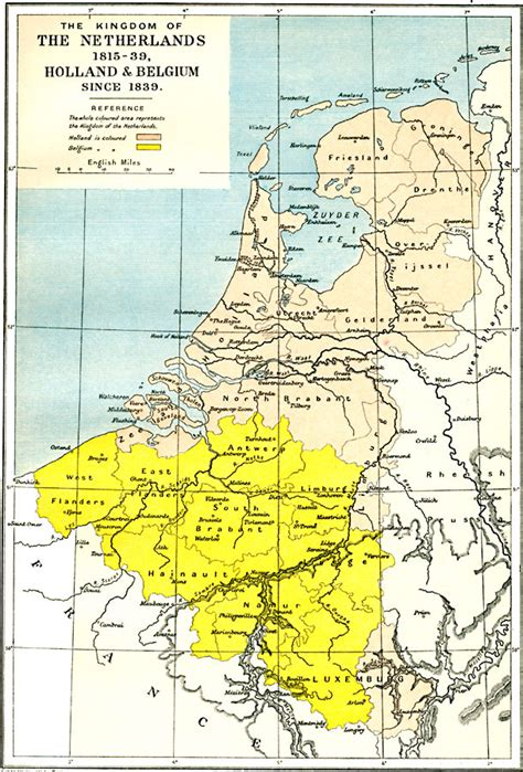 kingdom netherlands map the kingdom of the netherlands and belgium