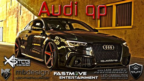 Audi A5 Qp by Audi Qp By Thomas D Extreme Audi A5 Coupe Rs Style 3