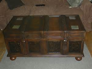 Treasure Chest Coffee Table Treasure Chest Coffee Table Flickr Photo