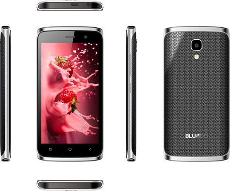 smartfon z ekranem o przekatnej 245 cala i androidem 7 0 nougat bluboo mini smartfon z ekranem o przekątnej 4 5 cala