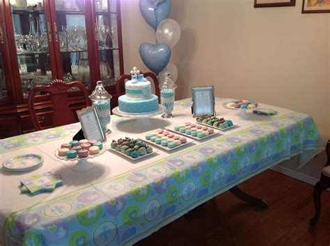 baby dedication baptism party ideas photo    catch