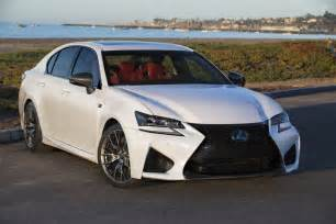 Lexus Gs300 Performance The 2016 Lexus Gs F Performance Saloon