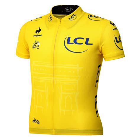 T Shirt Anak Original Td Graphic Boys official tour de 2015 yellow jersey by le coq sportif