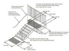 part m handrail building regulations part m access and facilities for