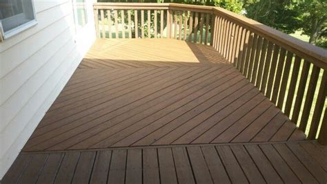 staining  deck  color  sw  hawthorne scz