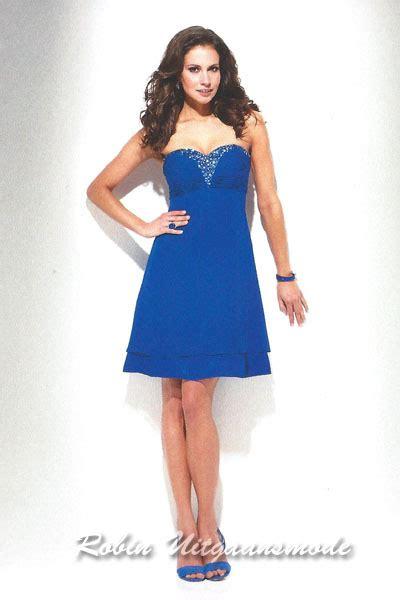 blauwe coctail jurk blauwe cocktailjurken lichtblauwe jurkjes robin