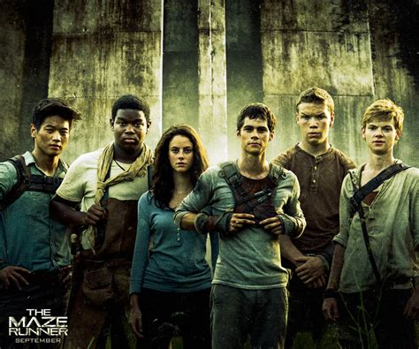 film maze runner movie poster the maze runner photo 37814629 fanpop