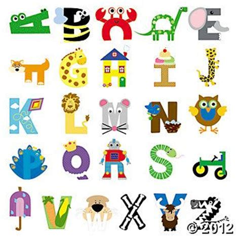 learn the alphabet learn abc with animal pictures teach your child to recognize the letters of the alphabet abcd for books best 25 alphabet crafts ideas on preschool