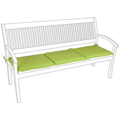 cuscino panca cuscino panca 3 posti new green mondobrico giardino