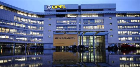 opel engineering psa to take opel engineering center gm authority