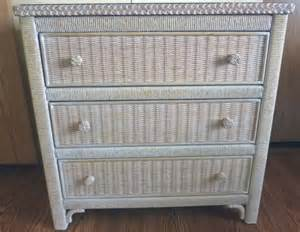 henry link wicker bedroom furniture wonderful henry link wicker 3 drawer dresser white bed mbath or sun room