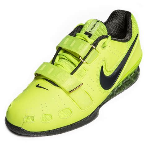 olympic weightlifting shoes nike romaleos 2 volt weightlifting shoes rogue fitness