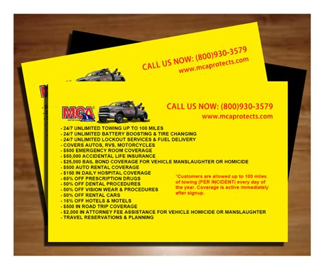 Mca Flyer 5 Mca Flyers Templates