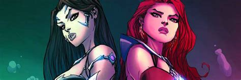 Witchblade Sonja witchblade sonja 4 review unleash the fanboy