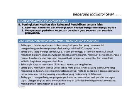 Buku Bahan Dasar Untuk Pelayanan Konseling Pada Spm Jilid 2 standar pelayanan minimal spm dan pencapaian mdgs