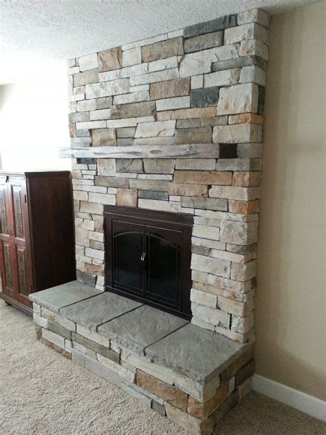 Hearth Stones For Fireplaces by Fireplace Remodel Cultured New Insert Raised