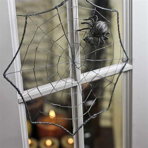 spider web decoration black spider web decoration crows owls
