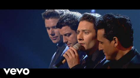 il divo hallelujah il divo hallelujah live in 2011