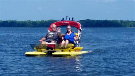 boat tour mount dora craig cat boat tour in mount dora florida