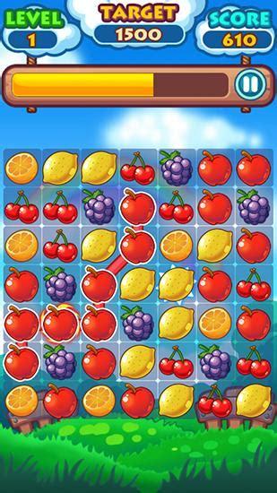 fruit mania скачать fruit mania на андроид бесплатно apk play mob