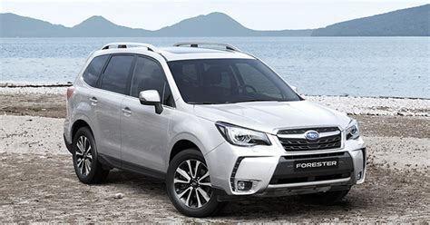 subaru forester 2016 colors subaru forester iv restyl 233 2016 couleurs colors