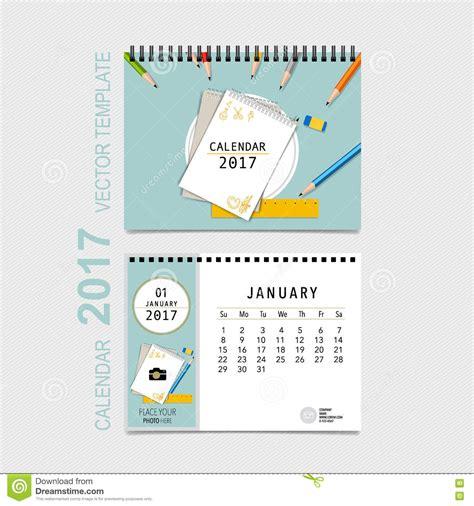 time design planner 2017 calendar planner vector design monthly calendar