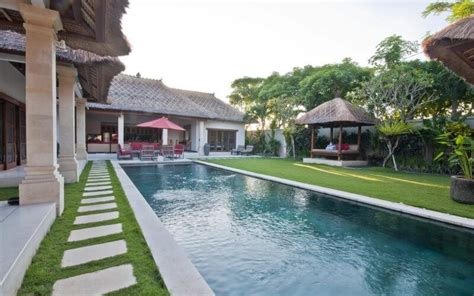 family friendly  bedroom villa  seminyak