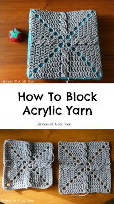 how to do yarn forward in knitting 1000 images about crochet blocking on