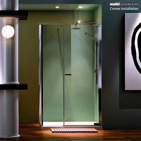 1200 pivot shower door matki new radiance 1200mm pivot inline shower door uk
