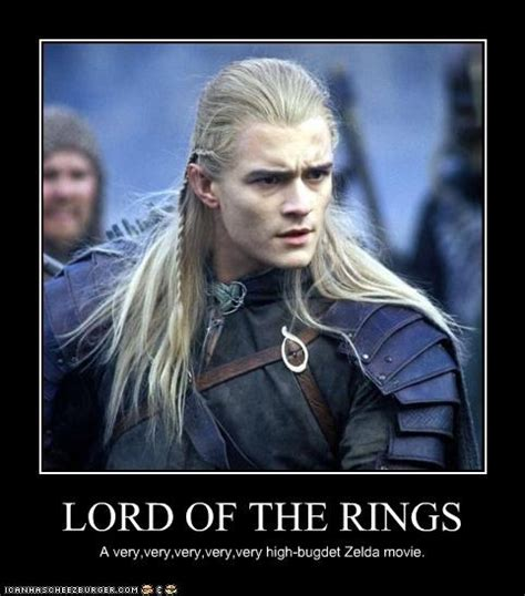 Legolas Memes - lotr is better than zelda i think mario is about to kill