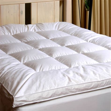 feather bed cover create a winter bedscape kevin robert perry