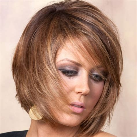 short brown hair with blonde highlights pinterest short brown hair with blonde highlights hair and beauty
