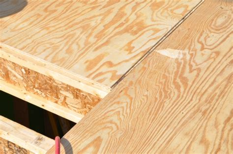 sub floor how to install a plywood subfloor one project closer