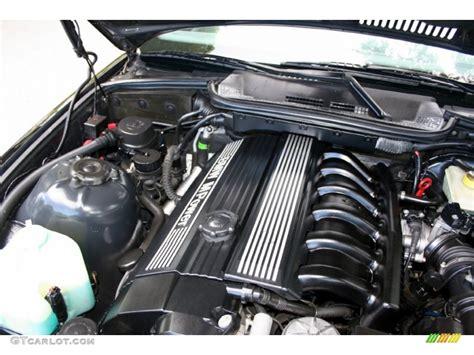 Bmw Inline 6 by 1999 Bmw M3 Convertible 3 2 Liter Dohc 24 Valve Inline 6