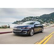 2016 Chevrolet Malibu Test Drive Moving Up The Mid Size