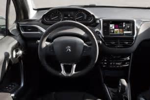 Peugeot 208 Inside Interior Nuevo Peugeot 208 2014 Precio Caracteristicas