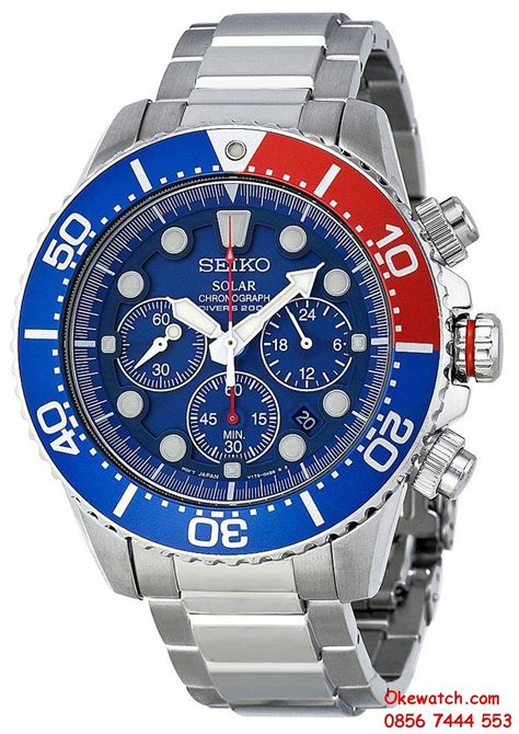 Jam Tangan Citizen H M Ismail jam tangan seiko ssc019p1 original toko jam tangan