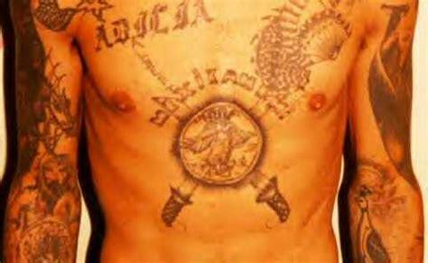 mexican mafia tattoos aryan brotherhood tattoosgirl painting