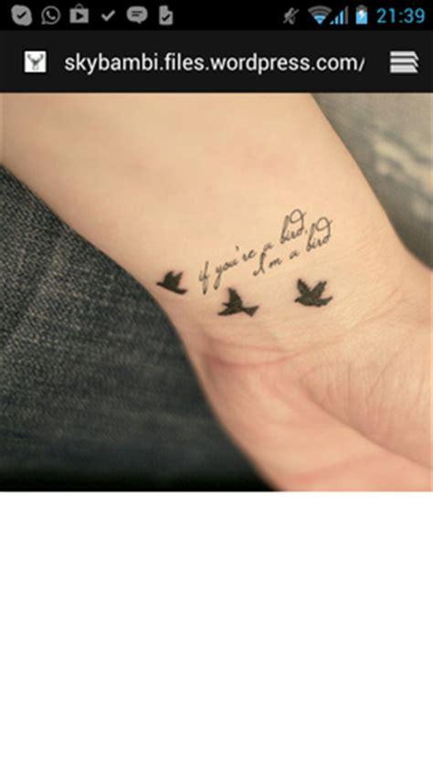 Schriftzug Handgelenk by Dauer Eines Tattoos Am Handgelenk