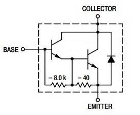 bipolar transistor zener tip142 n p n transistor complementary pnp replacement pinout pin configuration substitute