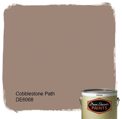 dunn edwards paints cobblestone path de6068