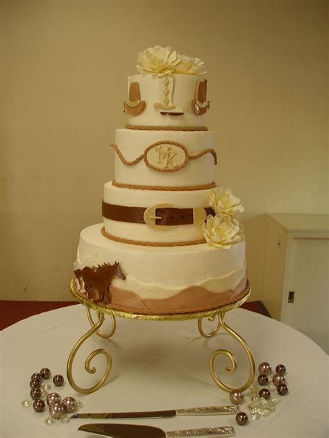 Western Cake Decorations by 81 Best Wedding Cakes Western Images On