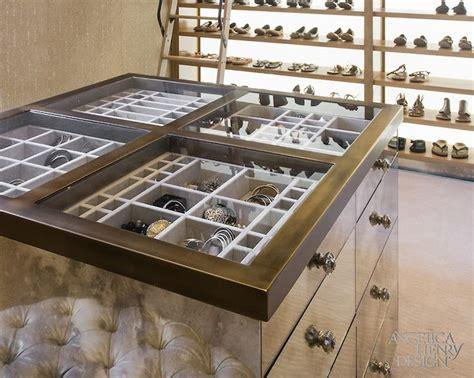 custom dresser drawers  jewelry case   luxury walk